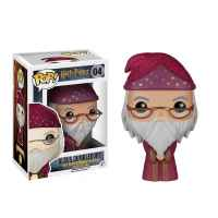 Фигурка Funko POP Harry Potter: Альбус Дамблдор #04