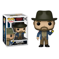 Фигурка Funko POP Stranger things: Хоппер #720