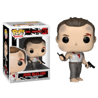Фигурка Funko POP Die hard: Джон МакКлейн #667