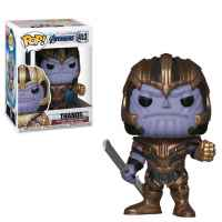 Фигурка Funko POP Marvel: Танос  #453