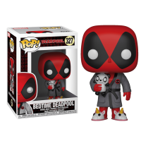 Фигурка Funko POP Deadpool: Дэдпул время для сна #327