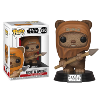 Фигурка Funko POP Star Wars: Эвок #290
