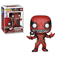 Фигурка Funko POP Deadpool: Веномпул #300