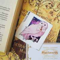 Стикерпак NKS CARD POTTER 1