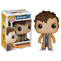 Фигурка Funko POP Doctor Who: 10  #221