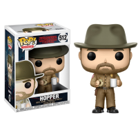 Фигурка Funko POP Stranger things: Шериф Хоппер #512