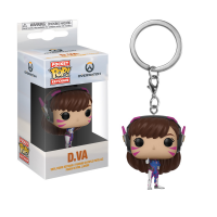 Брелок Funko POP Overwatch: D.VA